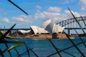 国際恋愛 遠距離恋愛 再会 オーストラリア シドニー