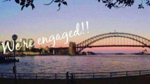 【国際恋愛】外国人彼氏のサプライズプロポーズ!?私たち、婚約しました!