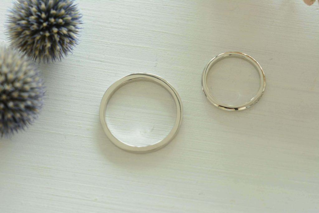 CRAFY 指輪 結婚指輪 リング ハンドメイド 国際結婚 国際恋愛 おり