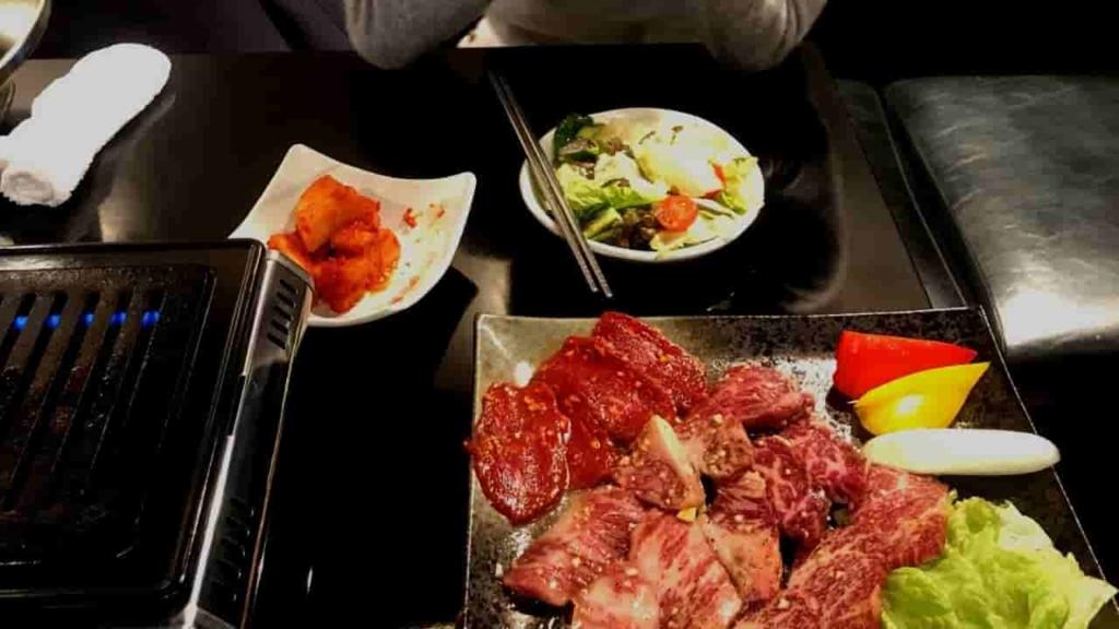 焼肉 予約 美味しい 日本