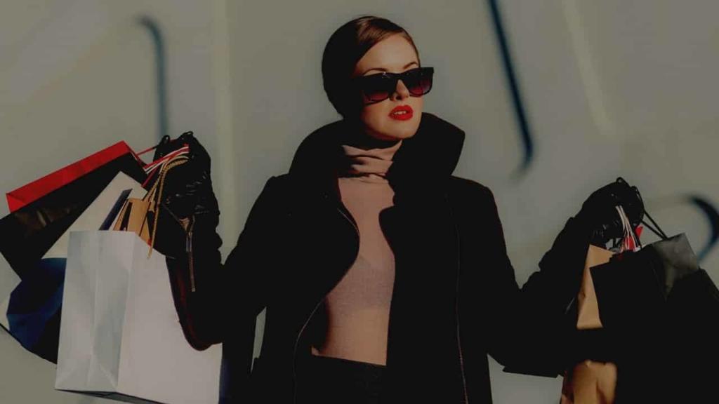 ファッション 買い物 オンラインデート