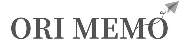 ORI MEMO 国際恋愛ブログ